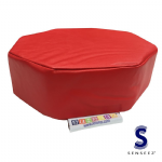 Senseez Vibrating Red Octagon Cushion